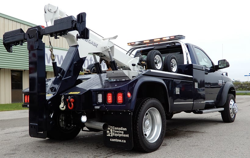 Custom Tow Trucks & Equipment