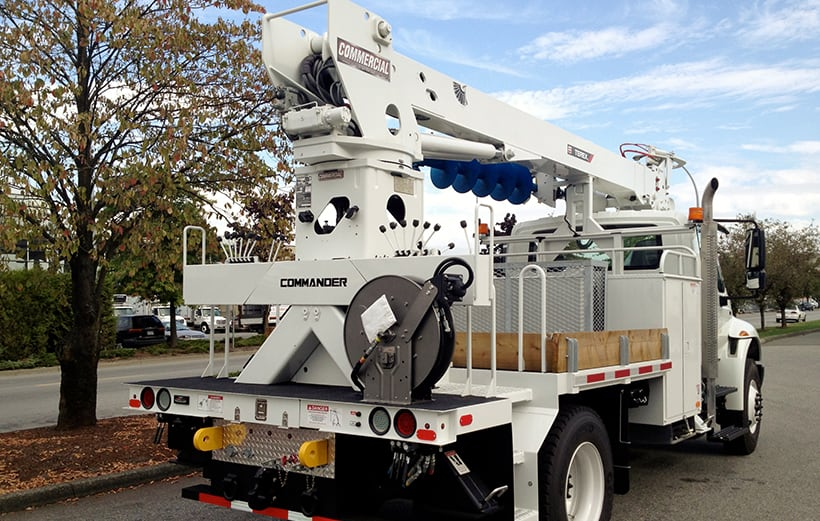 Utility Trucks & Trailer Equipment
